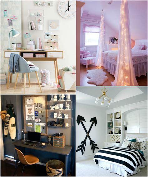 decoration chambre d ado chambre d 39 ado stylée 30 idées de déco unisexe pour