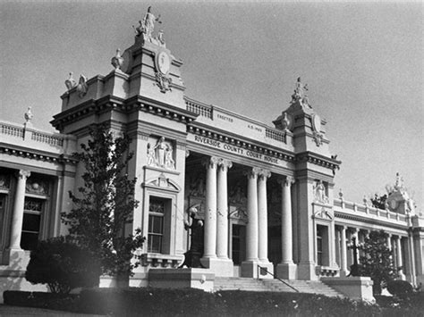 riverside county historic california county courthouses