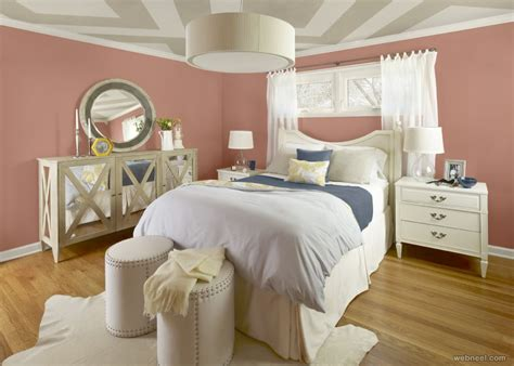 Bedroom Wall Colors For 2016 by Pink Grey Bedroom Color Schemes 13