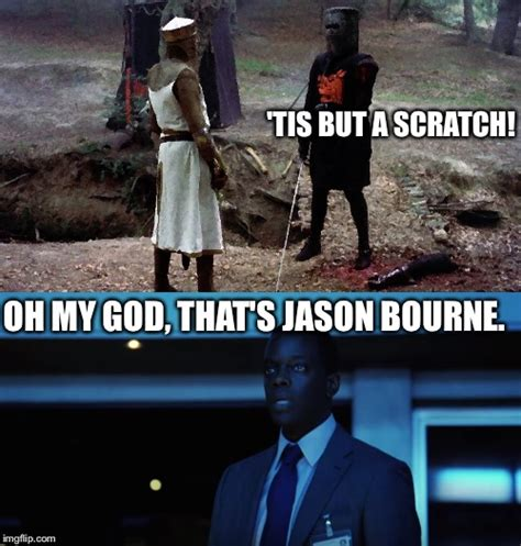 Jason Bourne Memes - how didn t we see it before imgflip