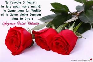 SMS Saint Valentin Message D39amour
