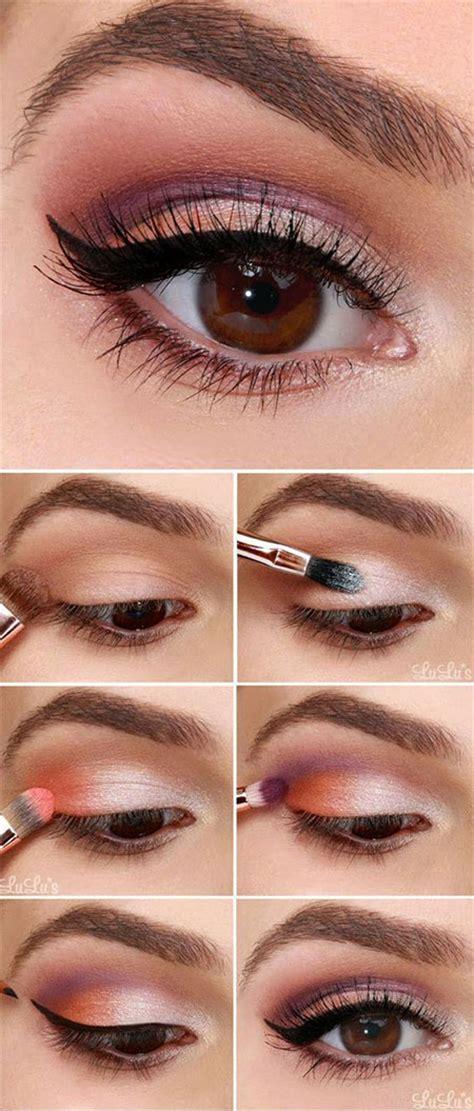 step  step summer makeup tutorials  beginners  modern fashion blog