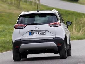 Opel Crossland 2018 : opel crossland x 2018 picture 46 of 79 ~ Medecine-chirurgie-esthetiques.com Avis de Voitures