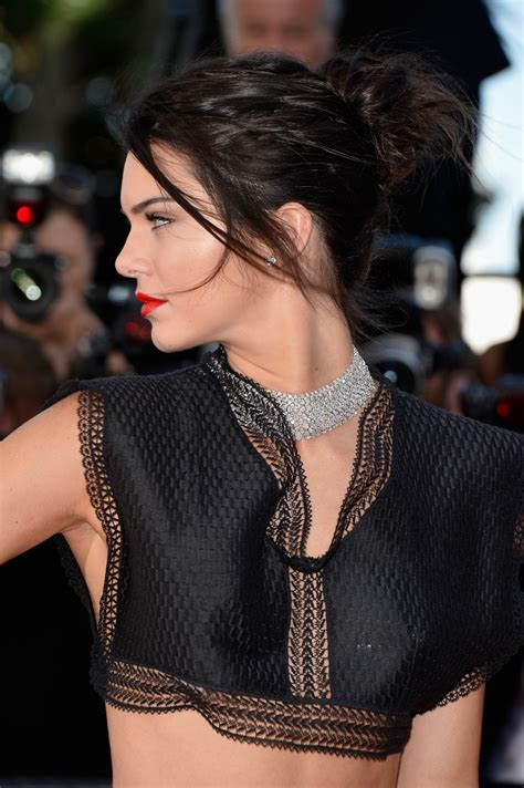 Kendall Jenner - Youth Premiere at 2015 Cannes Film ...