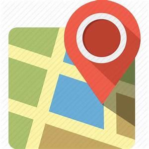 Adress, google map, gps, location, map, pin, street icon ...
