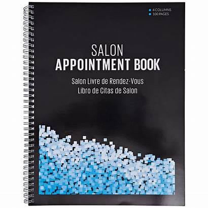 Appointment Salon Books Beauty Column Sally