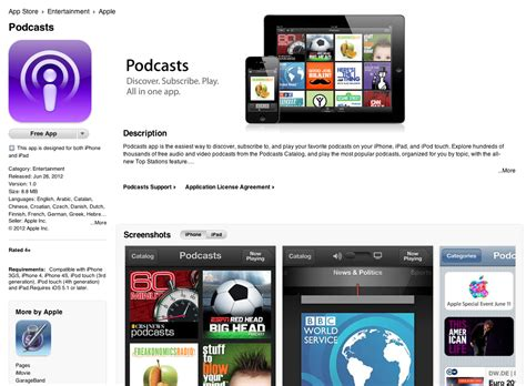 podcasts on iphone get more exposure for your show with apple s podcasts app