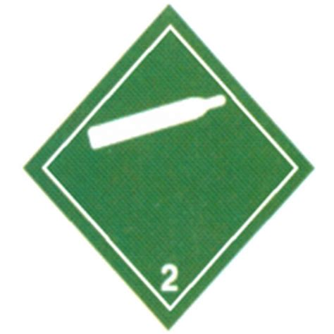gaz comprim 233 non inflammable 201 tiquette autocollant 4 po x 4 po