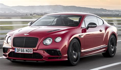 bentley continental supersports overview cargurus