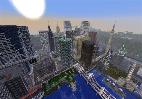 novax city minecraft maps