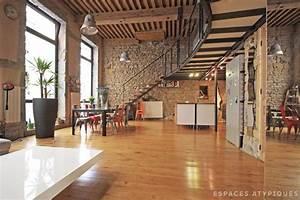Agence Design Lyon : lyon loft canut dans une ancienne boutique loft en 2019 loft appartement et maison ~ Voncanada.com Idées de Décoration