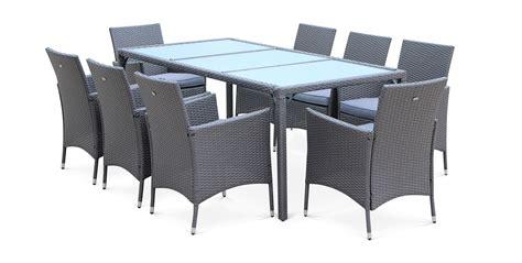 table resine 8 fauteuils meilleures ventes boutique pour