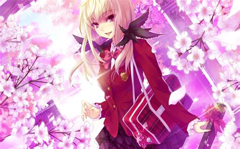 Pink Anime Wallpaper - pink anime wallpaper impremedia net