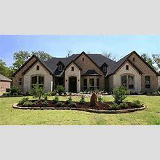 Home Exterior Design Brick And Stone  Youtube