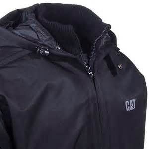 cat jacket caterpillar jackets s black 1313031 016 insulated