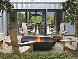 Feuerstelle Im Garten Anlegen : moderne feuerstelle garten ~ Articles-book.com Haus und Dekorationen