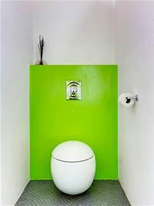 Deco Pour Wc : d co wc vert ~ Teatrodelosmanantiales.com Idées de Décoration