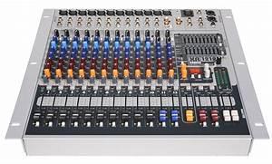 Peavey Xr 1212 Pro Audio Dj Console 12 Channel Powered