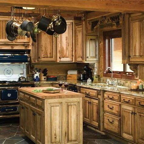 rustic country kitchen cabinets 18 rustic kitchen cabinets that will make the 4967