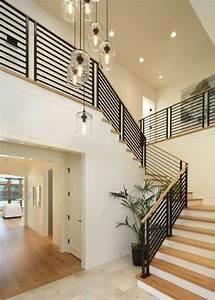 Escalier interieur quelques idees d39eclairage moderne for Escalier d interieur design