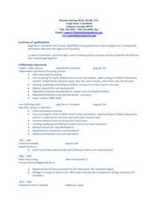 resume summary of qualifications doc 638825 career summary resume exles resume professional summary bizdoska com