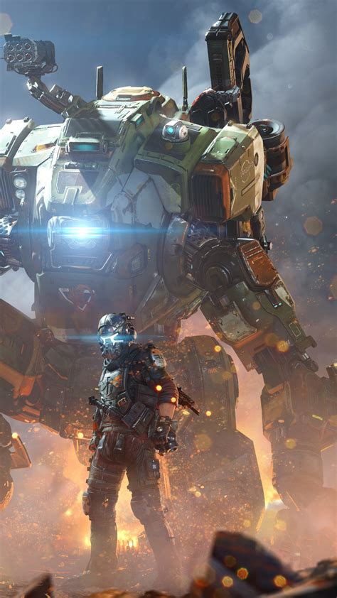 wallpaper titanfall  singleplayer hd  games