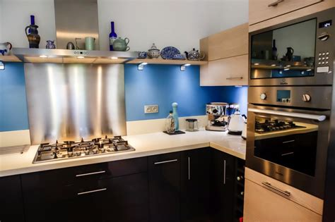 plaque chauffante cuisine chamonix courchevel batixel menuiserie cuisine
