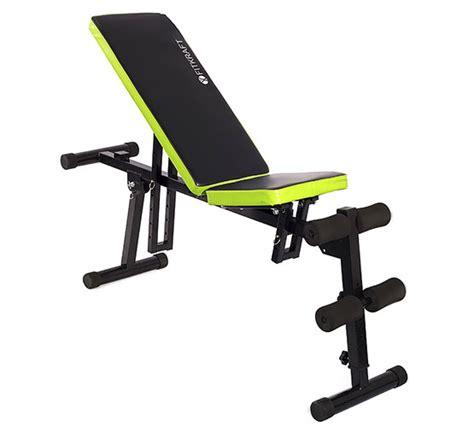banc de musculation pliable banc de musculation pliable et transformable de la marque fitkraft
