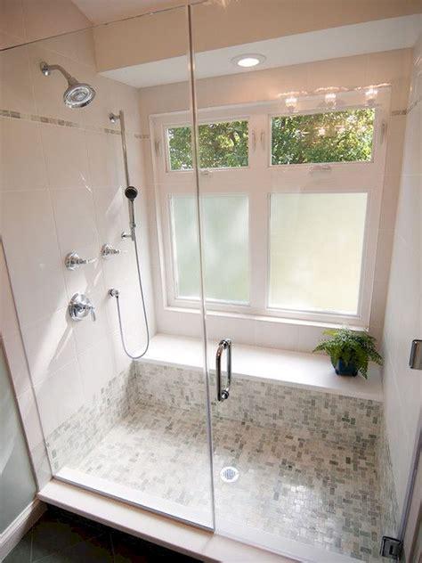 gorgeous farmhouse shower tiles design ideas window