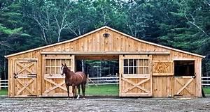 36x24 Low Profile Horse Barns | Ponies | Pinterest | Horse ...