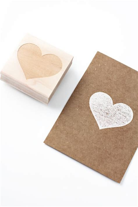 [besotted Brand] Big Heart Stamp  The Small Things