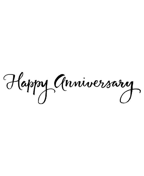 Cool Happy Anniversary by Happy Anniversary Wood Mount St J4 10085g