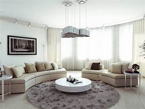 round sectional sofa for unique seating alternative With tapis design avec canape sofa italian design