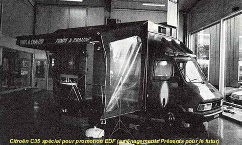 bureau edf dossier les carrosseries spéciales sur citroën c35