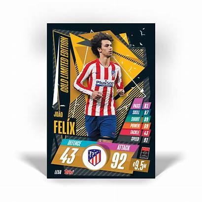 Match Attax Wildcards Felix Le Tin Mega