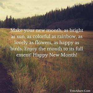 Happy New Month Messages / Wishes May 2016