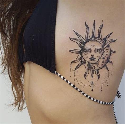 wonderful moon tattoos