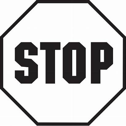 Stop Sign Printable Template Clipart Clipartion