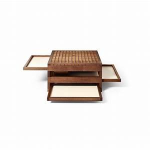 Table De Salon Modulable : table basse personnalisable et modulable quattro ~ Teatrodelosmanantiales.com Idées de Décoration