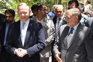 International community supports phased Afghan control ...