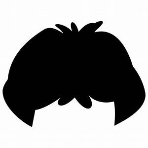 Wig Silhouette Free Stock Photo - Public Domain Pictures