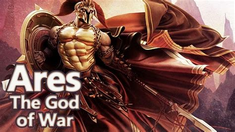 Ares The Greek God Of War