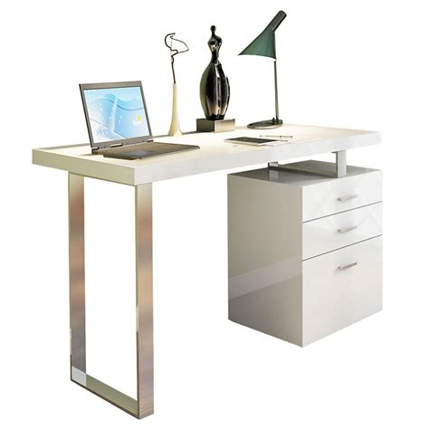 modern white desk with drawers file cabinet design white desk with file cabinet addison