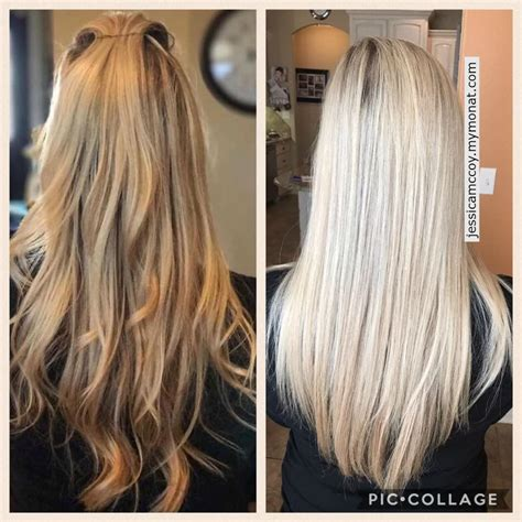 Shimmer Lights Shoo Before And After by Jaw Dropping Before And After Results Purple Shoo Is
