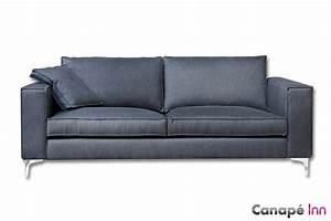 canape 3 places venise fabrique en france de la marque With tapis de marche avec canape assise plume