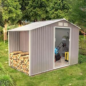 Abri De Jardin 6m2 : abri de jardin metal avec abri b ches ventoux 6m2 ~ Dailycaller-alerts.com Idées de Décoration