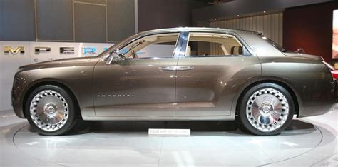 chrysler imperial   future cars sneak