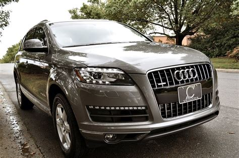 Audi Q7 For Sale by New 2015 Audi Q7 For Sale Cargurus