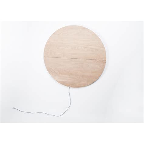 le d appoint led bureau mural d appoint et applique led au design scandinave en bois saturne