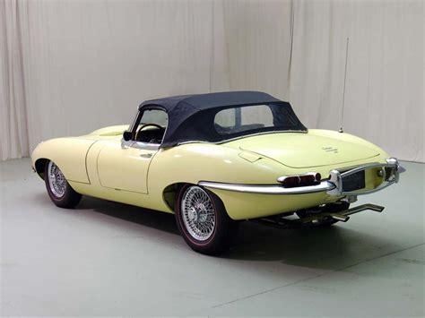 1968 Jaguar E-type 1 ½ Roadster